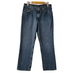 Carhartt Relaxed Fit Jeans Mens 31X30